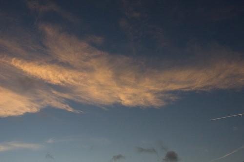 Lovely sunset clouds ©  Still ePsiLoN