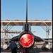 Aggressor F-16C Fighting Falcon