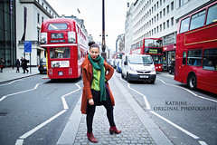Ellie Fanyinka - London Series (Frulein Maximiliane) Tags: uk portrait england woman london beauty fashion big britain telephone hipster bigben special actress picadillycircus naturalbeauty thestrand telephonebooth centrallondon redbus londonbusses fashionata londonstyle londonredbus britishtelephonebooth englishtelephonebooth