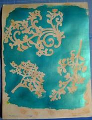 monoprint 1 (Chantal 61) Tags: monoprint pébéo gélatine peintureacrylique