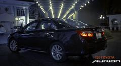 Toyota Aurion 2013 (Toyota Saudi Arabia) Tags: building cars car canon mall 7d arabia toyota jeddah  aurion  2013