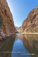 Wadi Shab, Al Sharqiyah, Oman (Ulrich Mnstermann) Tags: lake mountains river landscape see meer gulf oman landschaft wadi gcc landschap rivier sultanateofoman flus arabianpeninsula wadishab alsharqiyah ashsharqiyah   gulfcooperationcouncilstate