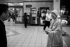 Hong Kong Mall.03.2013 (minus6 (tuan)) Tags: street bw smile texas houston inspiredbylove buddhistnun hongkonggrocery minus6 socialconnection sonyrx1