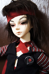 Need Some Help? (TerraNoir7) Tags: ball doll mo sd bjd resin abjd joint dollzone