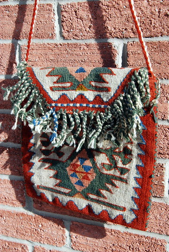 Kilim shoulder bag Turkey (3)