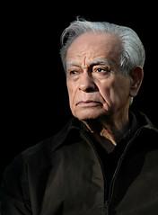 Candid Portrait Bryant Park (floralgal) Tags: portrait emotion expression candidportrait elderlyman maleface