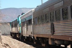 Verde Canyon Railroad (twm1340) Tags: railroad arizona verde train gm az canyon passenger vcr fp7 clarkdale 1510 emd 1512 2013 vcrr