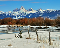Cache Bridge Vista (James Neeley) Tags: mountains landscape grandtetons tetons gtnp jamesneeley