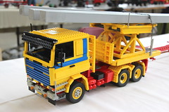 IMG_3538 (Barman76) Tags: europe lego cranes technic trucks tractors modelteam modelshow 2013 lowlug
