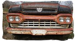 1958 Ford F100 (blsturman) Tags: ford vintage pickup f100 1958