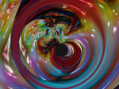 SMEAH CAMPAIGN or  FOREVER LOST DATA? (eotiv) Tags: light vortex abstract art circle cg post great mandala gone hungry enlightenment past cosmos mechanics mysteries violent demented newtonian blaclhole eraer spacedinner bubblemulticolor collapseaturallaws deourer coapsephysics