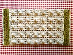Crochet Kitchen Towels (Mellie Blossom) Tags: kitchen dish handmade crafts crochet tags yarn dishcloth cotton popcorn dishtowel handtowel