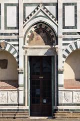 Puerta de Santa María Novella (Sarmale / OAyuso) Tags: europa italia arte objetos artistas florencia puertas santamarianovella enlaciudad leonbattistaalberti
