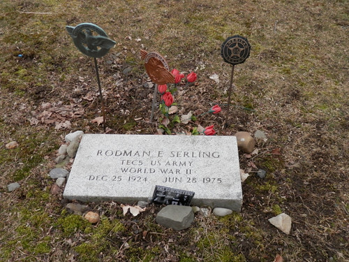 Rod Serling Grave Site