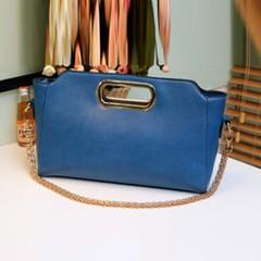 กระเป๋าสะพายสุดเก๋ สีน้ำเงิน สวยมากๆ ใบนี้พร้อมส่ง รุ่น Axixi 09250 http://www.lnwmall.com/product/13481/447