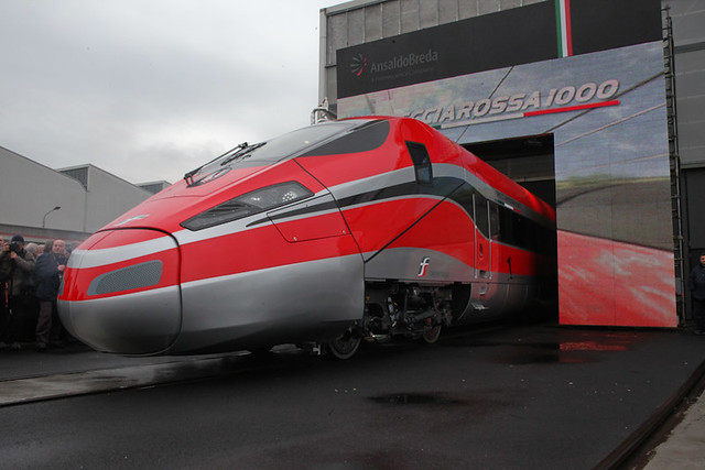 Thumbnail for               #Frecciarossa1000: iniziano i test