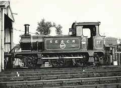 27 (hugh llewelyn) Tags: class wainwright p 27 primrose bluebellrailway secr 060t alltypesoftransport