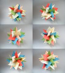UVWXYZ - Francesco Mancini (Rui.Roda) Tags: origami modular planes papiroflexia francesco mancini planar uvwxyz
