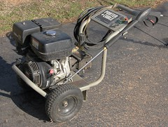 5019. Porter Cable Power Pressure Washer