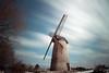 Wind       Power.... (Digital Diary........) Tags: uk longexposure sky windmill liverpool movement le wirral merseyside bidston weldingglass bidstonwindmill