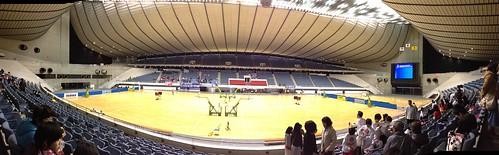 第44回 全国ミニバスケットボール大会【2013年3月30日】決勝大会見学&応援!