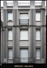 idal press ART Dco (Jean-Luc Lopoldi) Tags: architecture immeuble arras artdco annes30