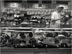 SuperMarket (Gabriele Rodriquez 2 million thanks) Tags: people blackandwhite bw blakandwhite biancoenero iphone peopleoftheworld me2youphotographylevel1 gabrielerodriquez potd:country=it