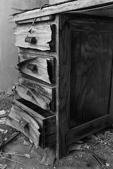 Time (rarinn) Tags: blackandwhite bw table iceland islandia drawers sland islande 24105mm canon24105mm canon7d