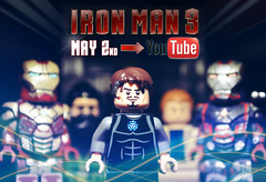 LEGO Iron Man 3 : Showcase Preview (MGF Customs/Reviews) Tags: 3 man pepper iron lego mark tony mandarin patriot stark igor killian 47 legion heartbreaker potts aldrich the extremis