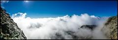 Pano Sunday KW 14 - Habichtsnebel (BM-Licht) Tags: panorama mountain mountains berg austria tirol sterreich nikon berge habicht gschnitz d7000
