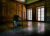 Old Chair (Bruno.DELATTRE) Tags: urban abandoned decay exploration hdr urbex poussiere flickraward urbanurbex brunodelattre chateauanciencombattant decayexplorationhdrpoussi poussiereurbanurbex