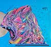 OPOSSITE WORLDS-PUMA (KOATE MIX) Tags: mexico mix feline colorful spray scream puma felidae koate