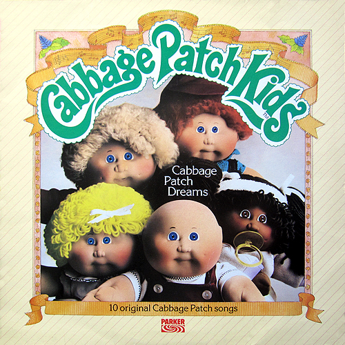 Cabbage Patch Kids - Cabbage Patch Dreams