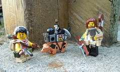 Welcome to the Fallout... (.Bricko) Tags: lego apocalypse chucknorris apoc
