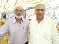 Altaf Shaikh with Ummaid Ali Qureshi (Abbas Sana) Tags: university ali dadu hyderabad engineer sindh mehran qureshi umaid umed sindhiwriter altafshaikh petarian dribrahim