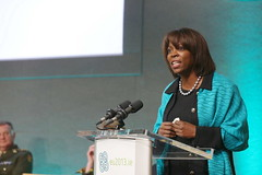 Ertharin Cousin, Executive Director, UN World Food Programme