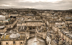 The town of Bath as seen from Bath Abbey (mendhak) Tags: wallpaper bath gloomy desaturated dull hdr warzone geocity exif:focallength=18mm exif:isospeed=640 camera:model=nikond90 geostate exif:lens=1802000mmf3556 geocountrys exif:model=nikond90 mendhakwallpaper exif:aperture=35 mendhakwebsite