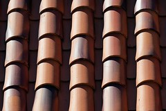 Clay Roof Tiles (5of7) Tags: roof arizona ceramic pattern architecturaldetail tiles clay repetition gamewinner challengeyouwinner challengewinner thechallengefactory 3wins gamesweepwinner tp20130417repetition