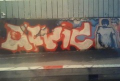 MANIC (Detonate321) Tags: graffiti syracuse manic flickrandroidapp:filter=none