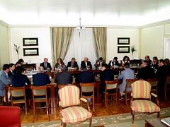 Reunião Distrital e Concelhias Évora