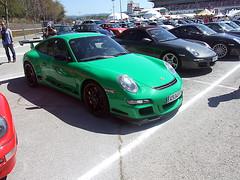Porsche 911 GT3 (Xavier Sanz) Tags: barcelona ford de spain cobra lotus 911 delta f1 ferrari porsche shelby gt rs montjuic montjuich lancia carrera montmelo testarossa gt40 gt3 964 keke espiritu rosberg esperit