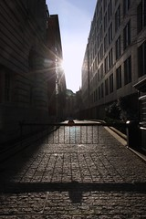 Sun & shadows - City of London (mike_murray) Tags: city sun building london architecture buildings shadows londonbuildings