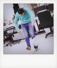 Soccer (Sensaet) Tags: office company startup paloalto siliconvalley app photosharing cooliris photosha