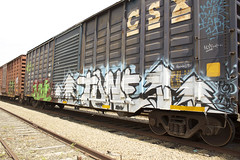 Tone (GustoJoee) Tags: canon de graffiti pop richmond va d30 tone csx planttrees wyse y2i