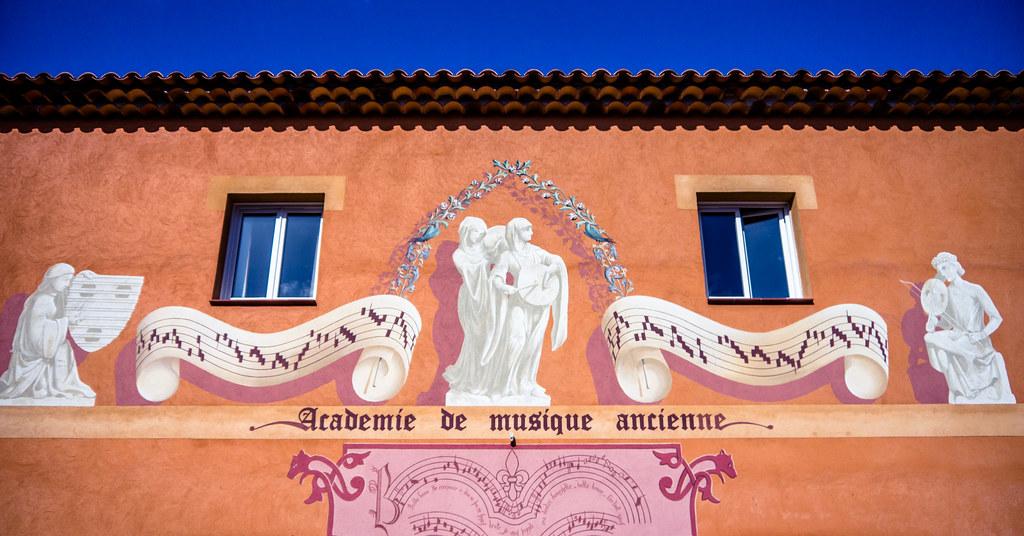 Académie de musique ancienne