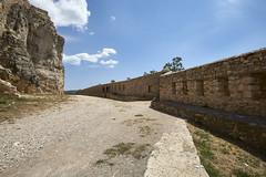 Castillo de Morella 4 (CarlosJ.R) Tags: espaa castillo castelln morella murallas