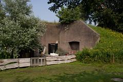 Fort Spion - Wachthuis (grotevriendelijkereus) Tags: netherlands nederland holland loenen loosdrecht fort spion fortress fortification kazemat bomvrij fortificatie hollandse waterlinie