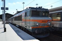 SNCF 22341 (Will Swain) Tags: paris gare du nord 18th july 2016 train trains rail railway railways transport travel vehicle vehicles europe france french voyage capital city centre parisien ile de ledefrance le sncf 22341