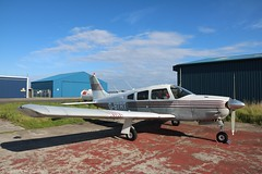 Piper PA28RT-201 G-BTRT at Isle of Man EGNS 26/08/16 (IOM Aviation Photography) Tags: piper pa28rt201 gbtrt isle man egns 260816