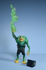 Green Man (FranMoff) Tags: actionfigures greenlantern greenman